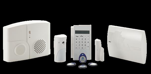 Alarme entreprise sans fil : le Pack Pro Nexecur
